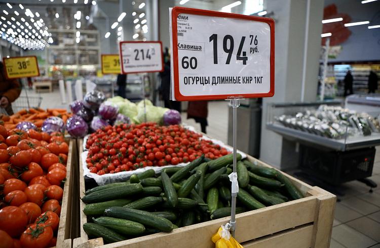 Овощи по доступным ценам появились в торговых сетях Приморья