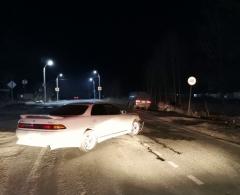 ГАИ Артёма установила обстоятельства автоаварии с участием двух транспортных средств