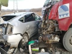 Полиция города Артема проводит проверку по факту ДТП с участием трех транспортных средств