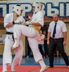 Сразу два спортсмена из Артёмовского городского округа вошли в сборную России по киокусинкай