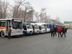 Автобусы в городе Артёме проверят на качество отопления в салонах