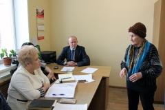 Глава Артёма Александр Авдеев провёл личный прием граждан