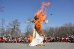 Артёмовцев приглашают на празднование Масленицы