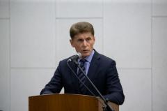 19 февраля в 18:00 состоится встреча губернатора Приморского края Олега Николаевича Кожемяко с жителями округа