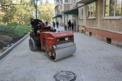 В Артёме благоустроят ещё 16 дворов