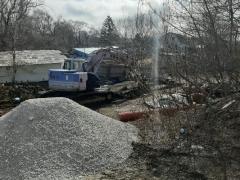 Замена аварийного участка системы водоотведения начата по ул. Молокова,7