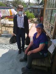 Волонтерская помощь востребована в Артёме
