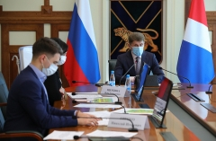 Олег Кожемяко: Коронавирус не должен останавливать работу по улучшению инвестклимата в Приморье