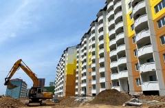 Более 1 миллиарда рублей направит Минфин России на достройку домов в Приморье