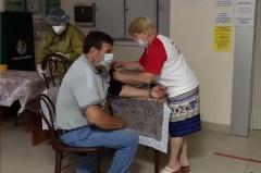 В Артёме вакцинация от гриппа началась досрочно