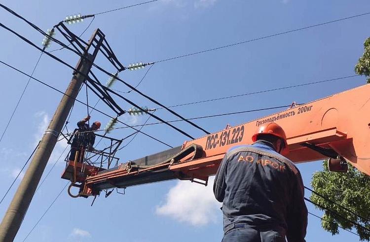 Еще несколько бригад прибудут в Приморье для устранения аварий в электросетях