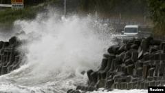 «Хайшен» возвращается: названы даты дождя и похолодания