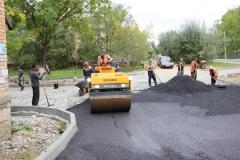 В Артёме завершаются ремонтные работы на придомовых территориях