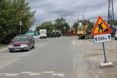 Монтаж современного светофора ведут в Артёме