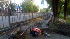 К ремонту тротуаров приступили в Артёме