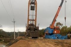 Темпы строительства мостов наращивают в Приморье