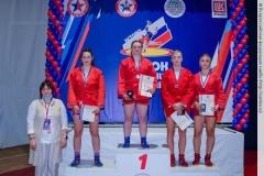 Артёмовские самбисты стали призёрами Кубка России