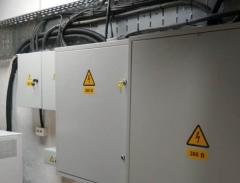 В ДШИ № 2 отремонтировали систему электроснабжения