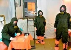 Армию готовят к катастрофическому сценарию эпидемии