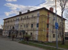 Многоквартирные дома ремонтируют в Артёмовском городском округе