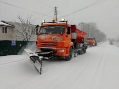 Дорожно-уличную сеть Артёмовского городского округа готовят к зимнему сезону