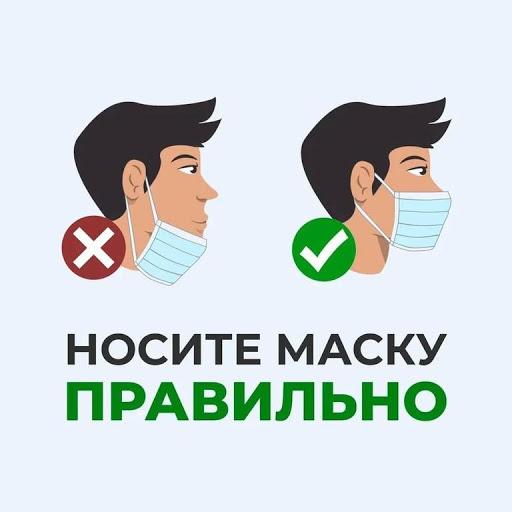Соблюдайте меры профилактики против новой коронавирусной инфекции