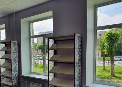 Артёмовская библиотека-филиал №5 готовится к модернизации по нацпроекту