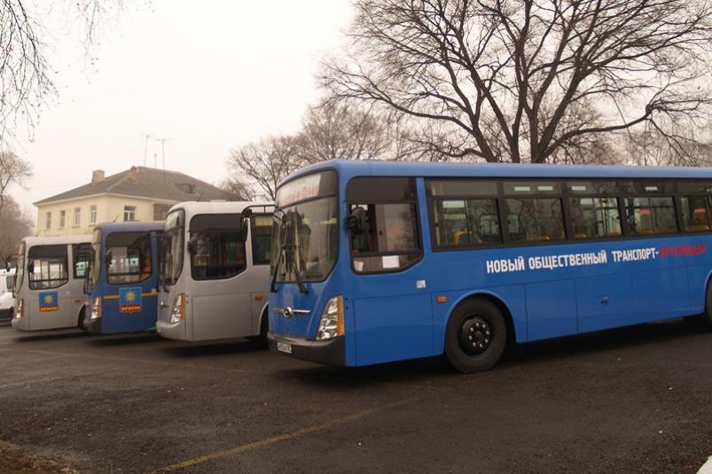 С 1 февраля 2021 года вносятся изменения движения автобусов