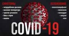 Меры профилактики против covid-19 необходимо соблюдать всем