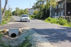 Приемку работ на трех улицах с завершенным ремонтом ведут в Артеме
