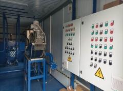 К запуску системы канализации готовятся в Кневичах